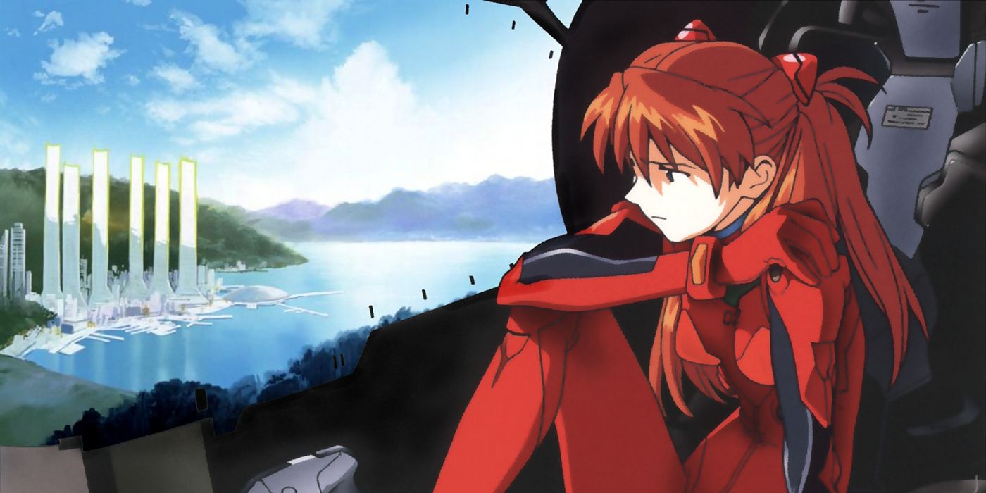 Evangelion S Asuka Is One Of The Most Fascinating Characters In Anime