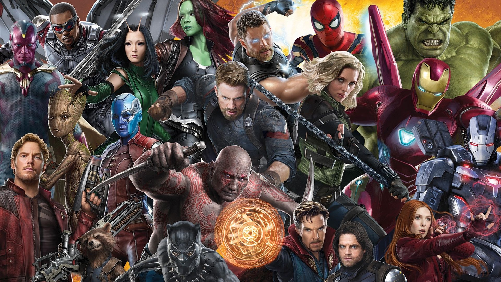 How the Marvel Cinematic Universe Became So Popular