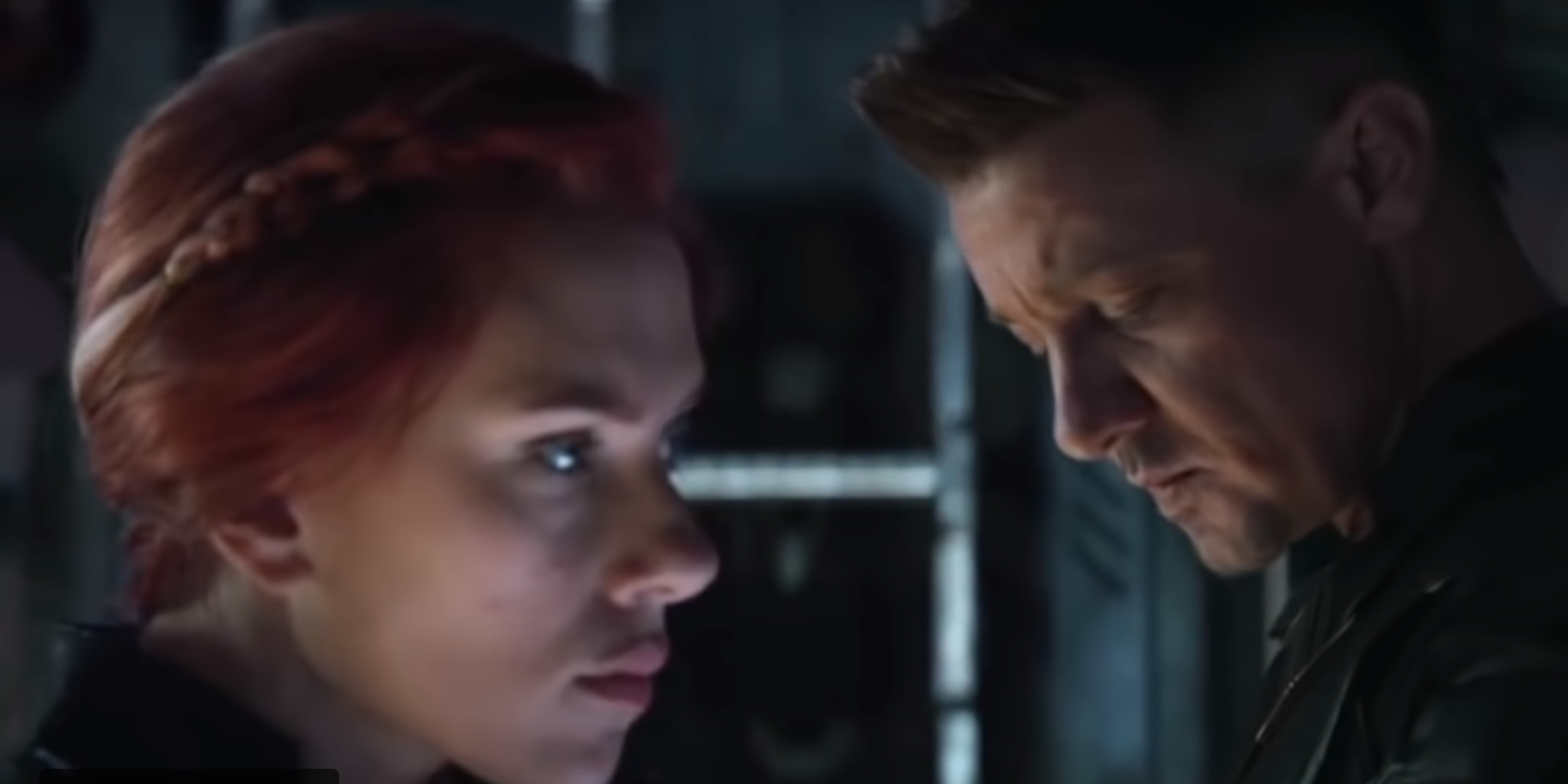 VIDEO: What Nobody Realized About Black Widow and Ronin in the Avengers: Endgame Trailer