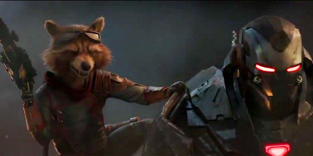 Captain Marvel, Rocket Arrive in Avengers: Endgame Action Figure Photos