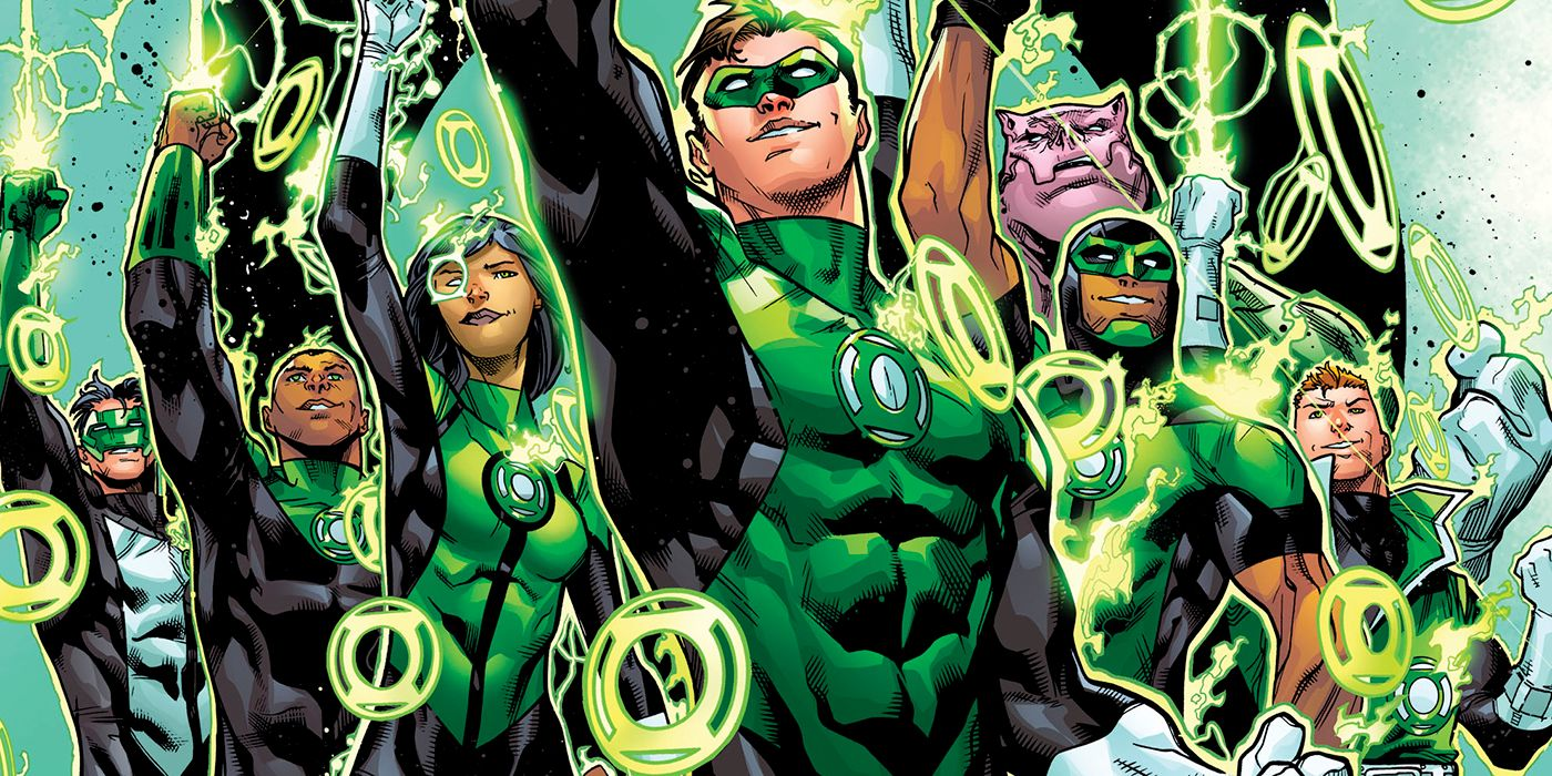 Green Lanterns: Who's Who in DC's New Generation of Cosmic Heroes?