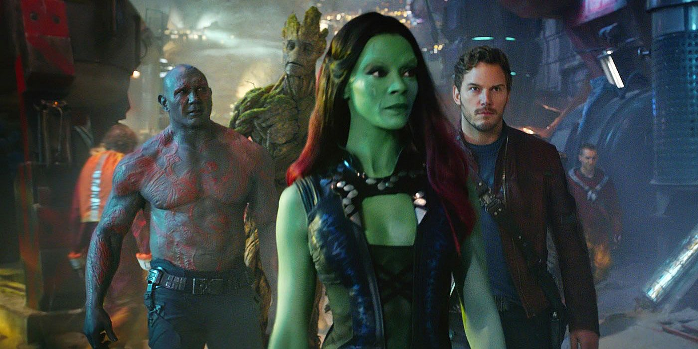 James Gunn Hasn't Spoken to Mark Hamill About Guardians of the Galaxy 3