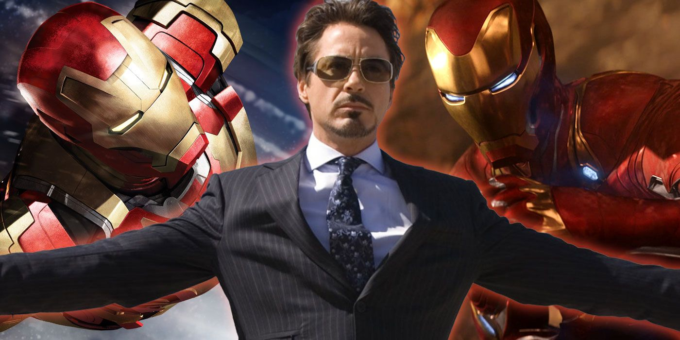 Iron Man: From the MCU's Merchant of Death to Heroic Avenger