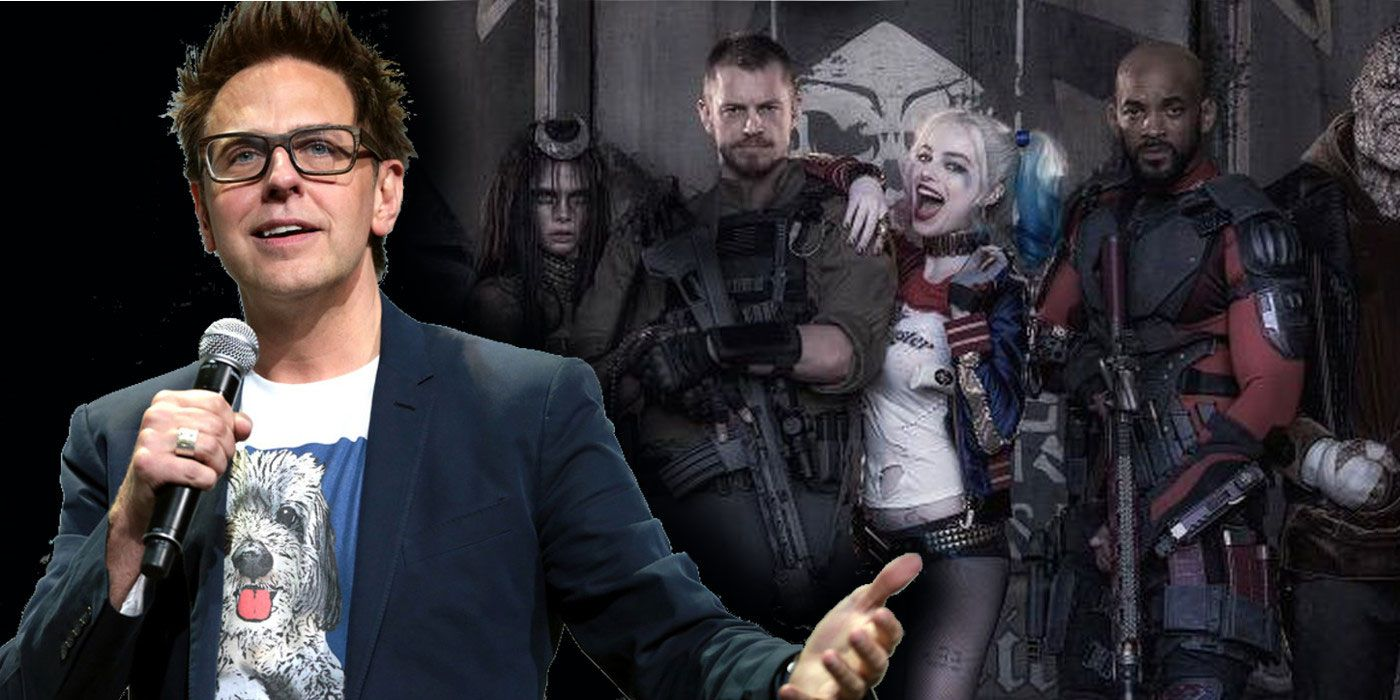 The Suicide Squad: Gunn Compares Scripting Process to Dawn of the Dead