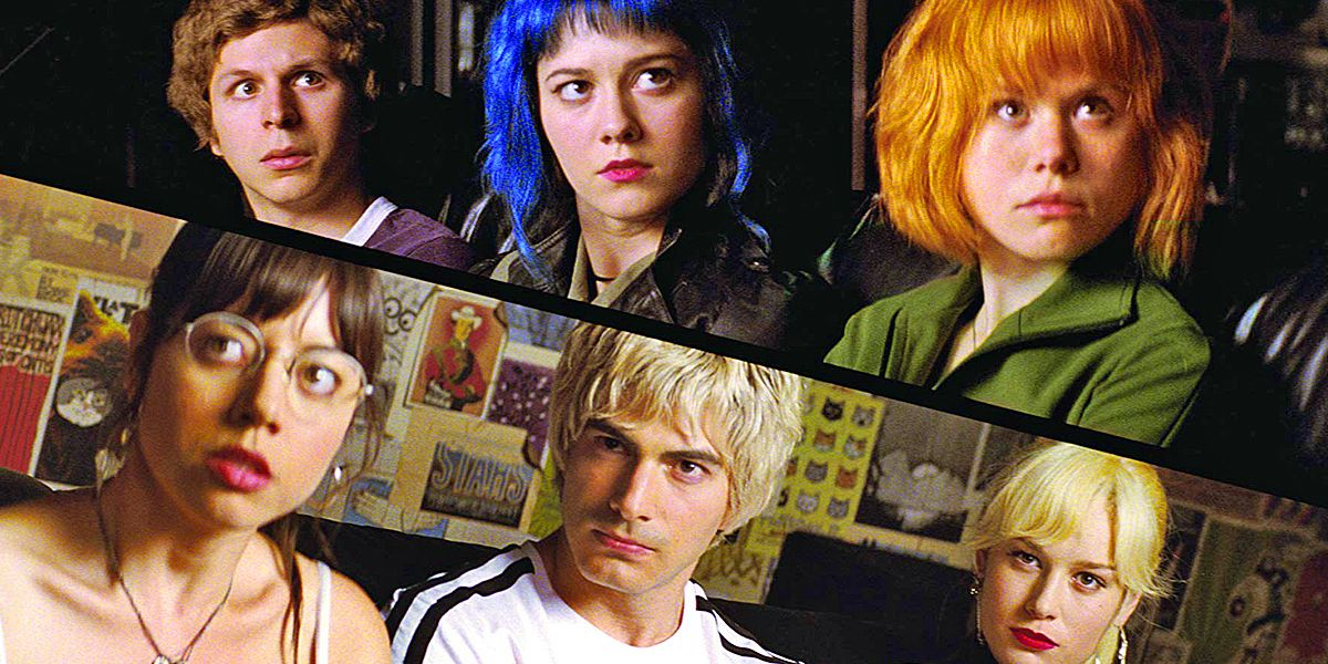 Is Scott Pilgrim vs. the World the Greatest Ensemble of Comic Book Actors Ever?