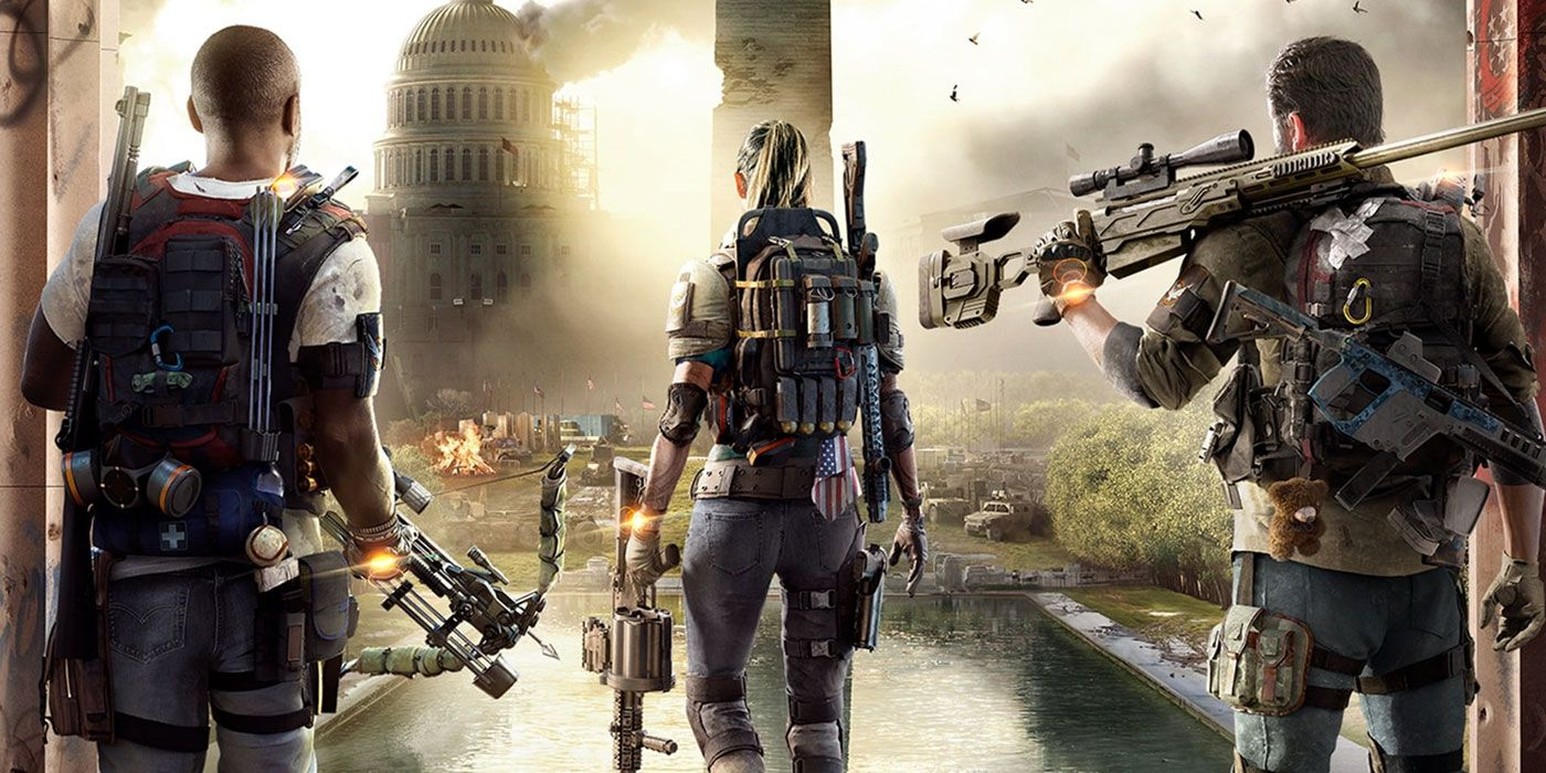 Tom Clancy's The Division 2 is a Solid Defense of the Shared-World Genre - CBR thumbnail