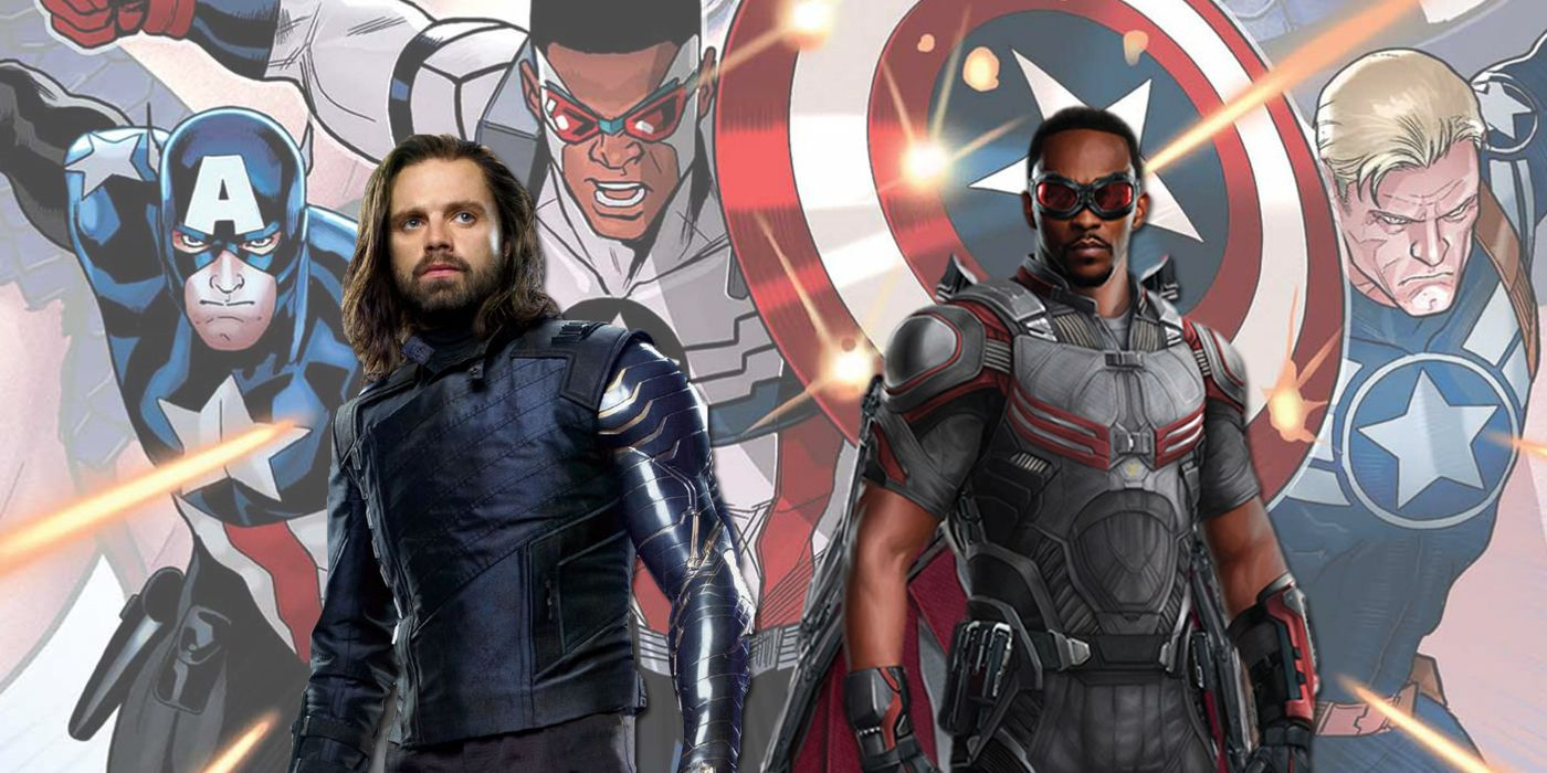 Falcon & Winter Soldier Probably Won't Be the TV Series' Actual Title