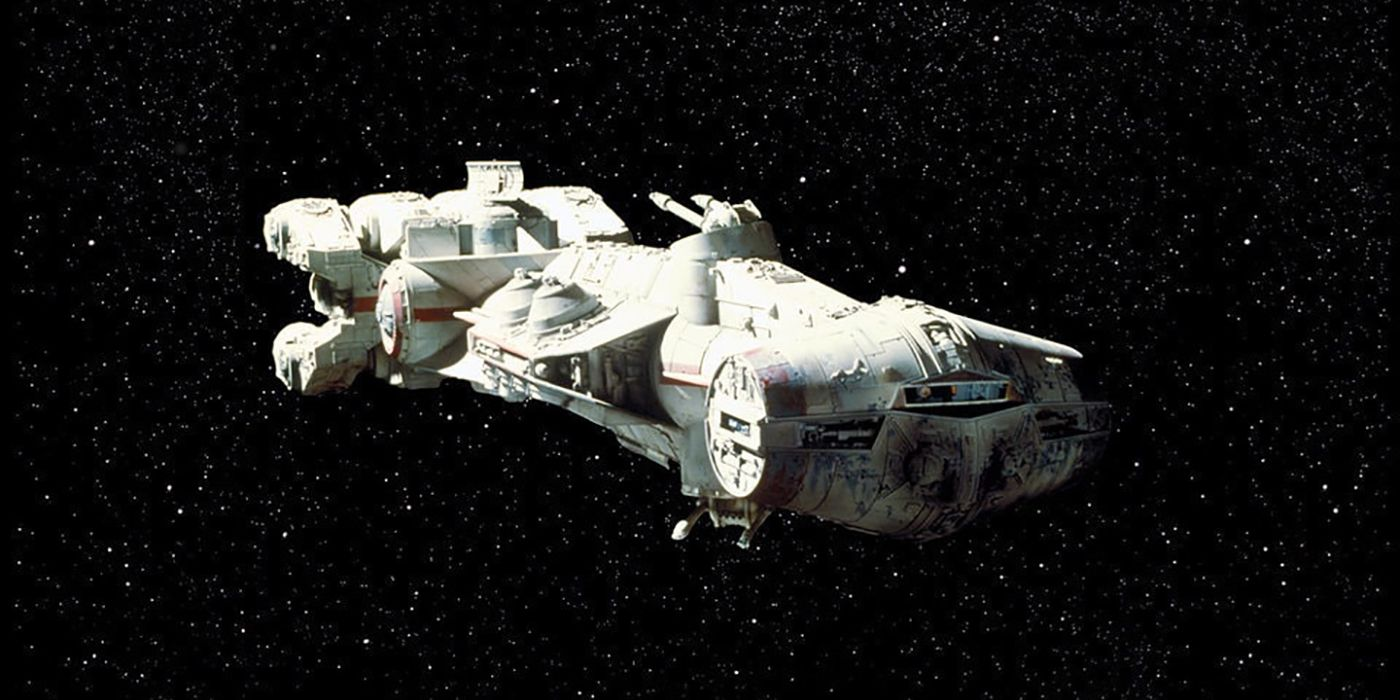 Star Wars Removed the Iconic Ship Tantive IV From Revenge of the Sith