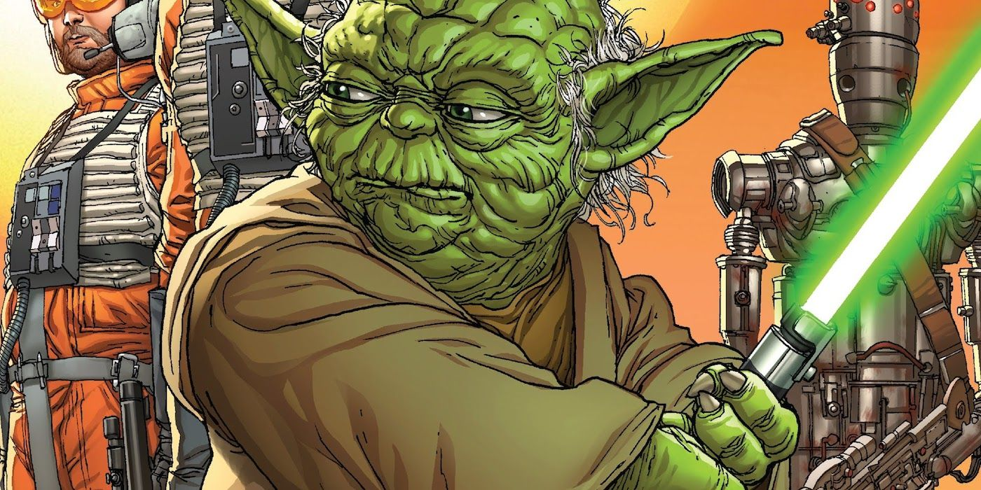 Star Wars: Yoda Wanted to End the Jedi Way Before Luke | CBR