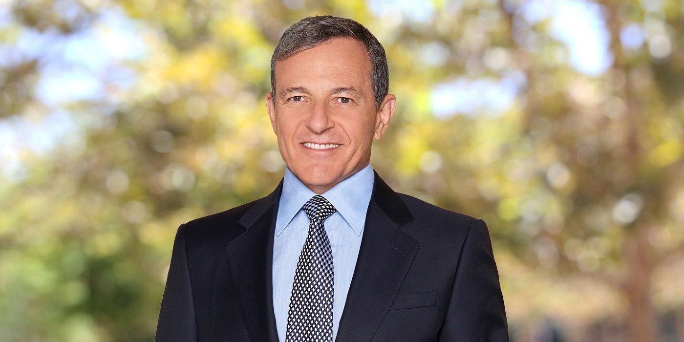 Disney CEO Bob Iger's Pay Takes Significant Dive in 2019 | CBR