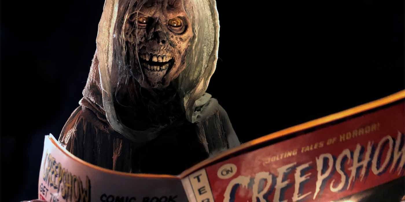 Review: Shudder's Creepshow Horror Anthology | CBR