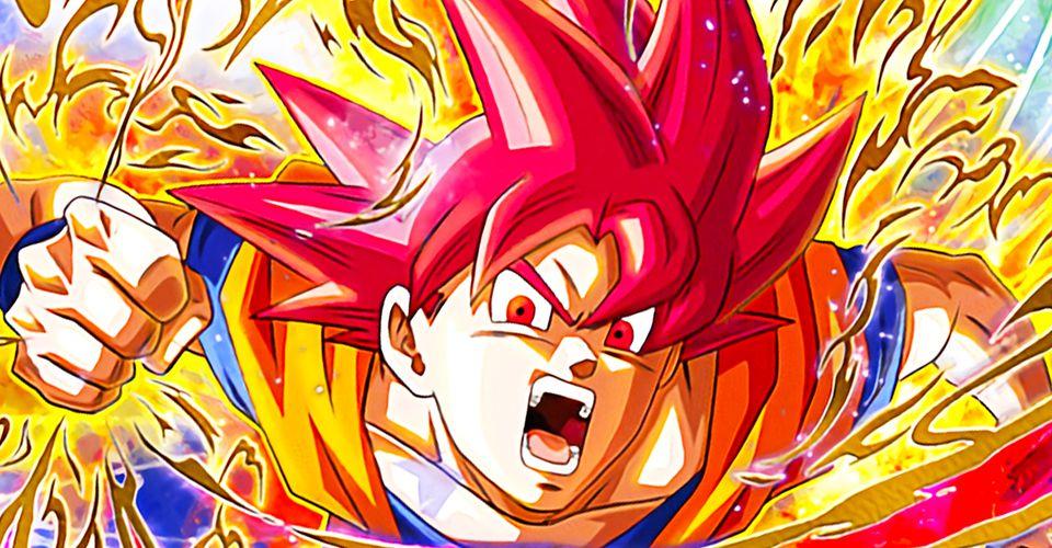 Goku Super Saiyan God Form Explained Cbr