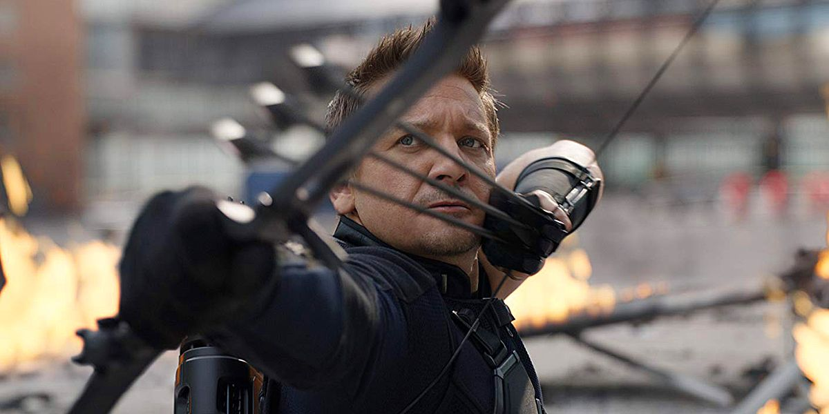 Hawkeye: Jeremy Renner Sidesteps Question About Disney+ Series
