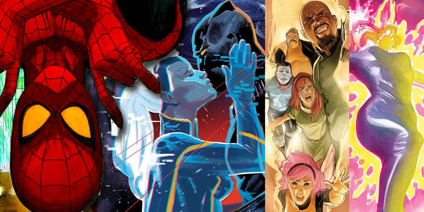 Marvel Comics' Complete Solicitations for July 2019