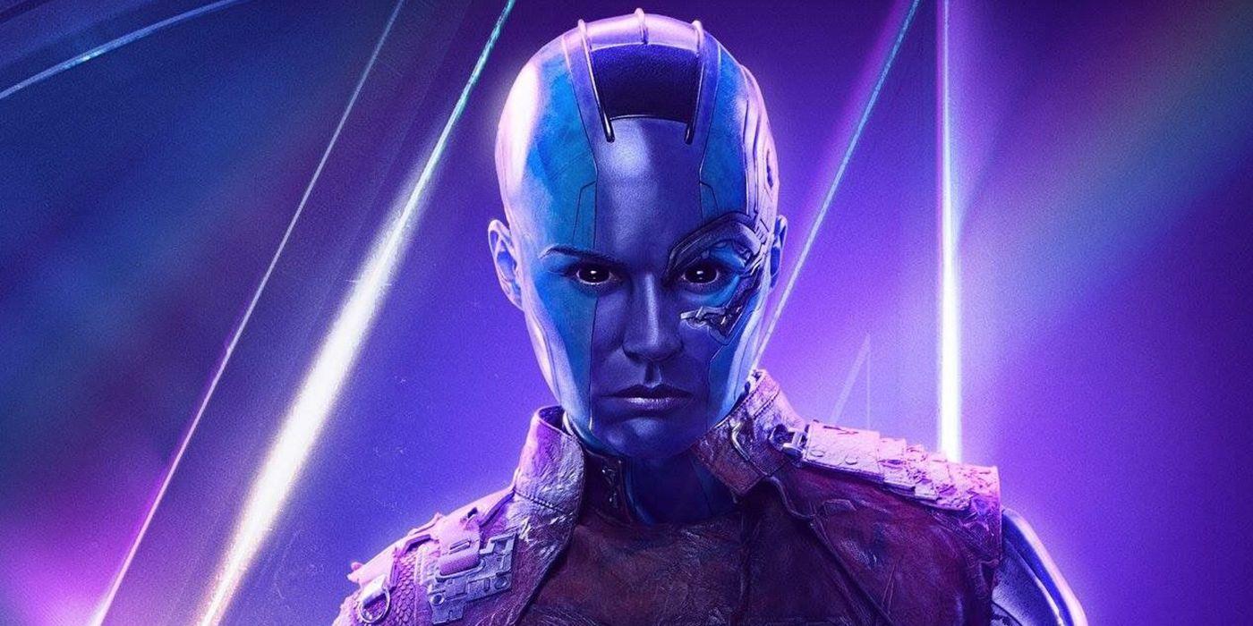 Karen Gillan On James Gunn S Guardians Of The Galaxy 3 Return