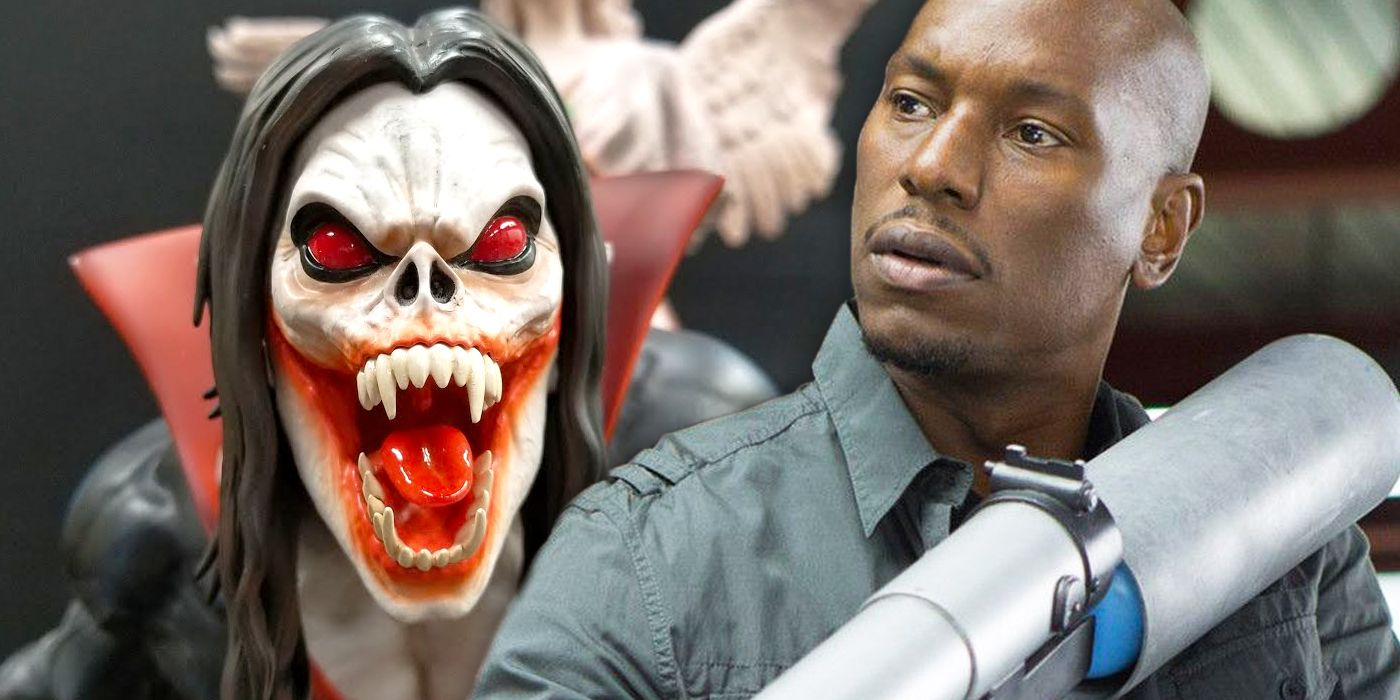 Morbius: Tyrese Gibson Confirms Movie Role in 'Prophetic' Instagram Post