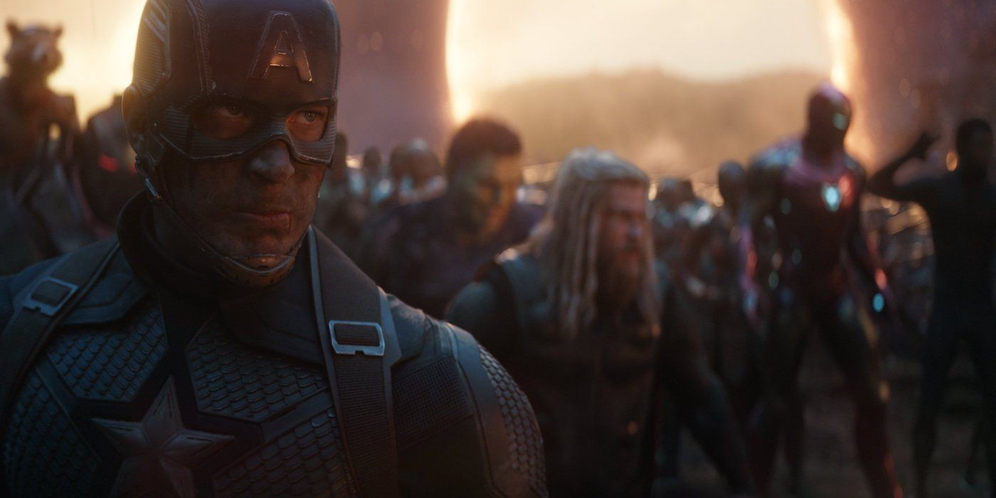 Avengers: Endgame - Marvel Studios Reveals Stills of Movie's Key Moments