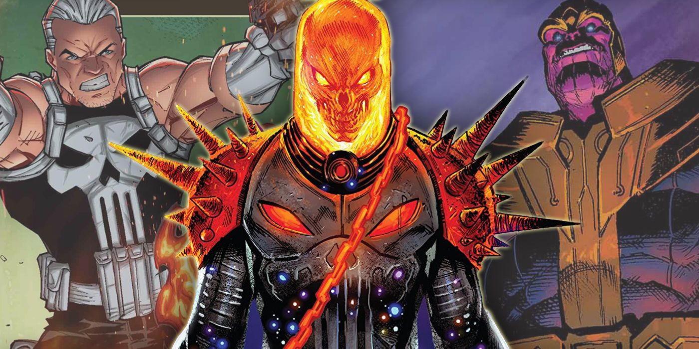 Cosmic Ghost Rider: How the Punisher Became Marvel's Dark