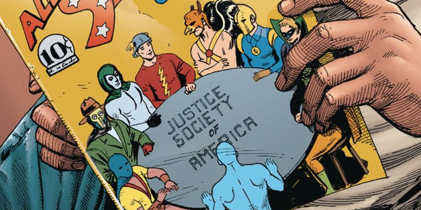 Snyder Explains How The Justice Society's DCU Return Ties to Doomsday Clock