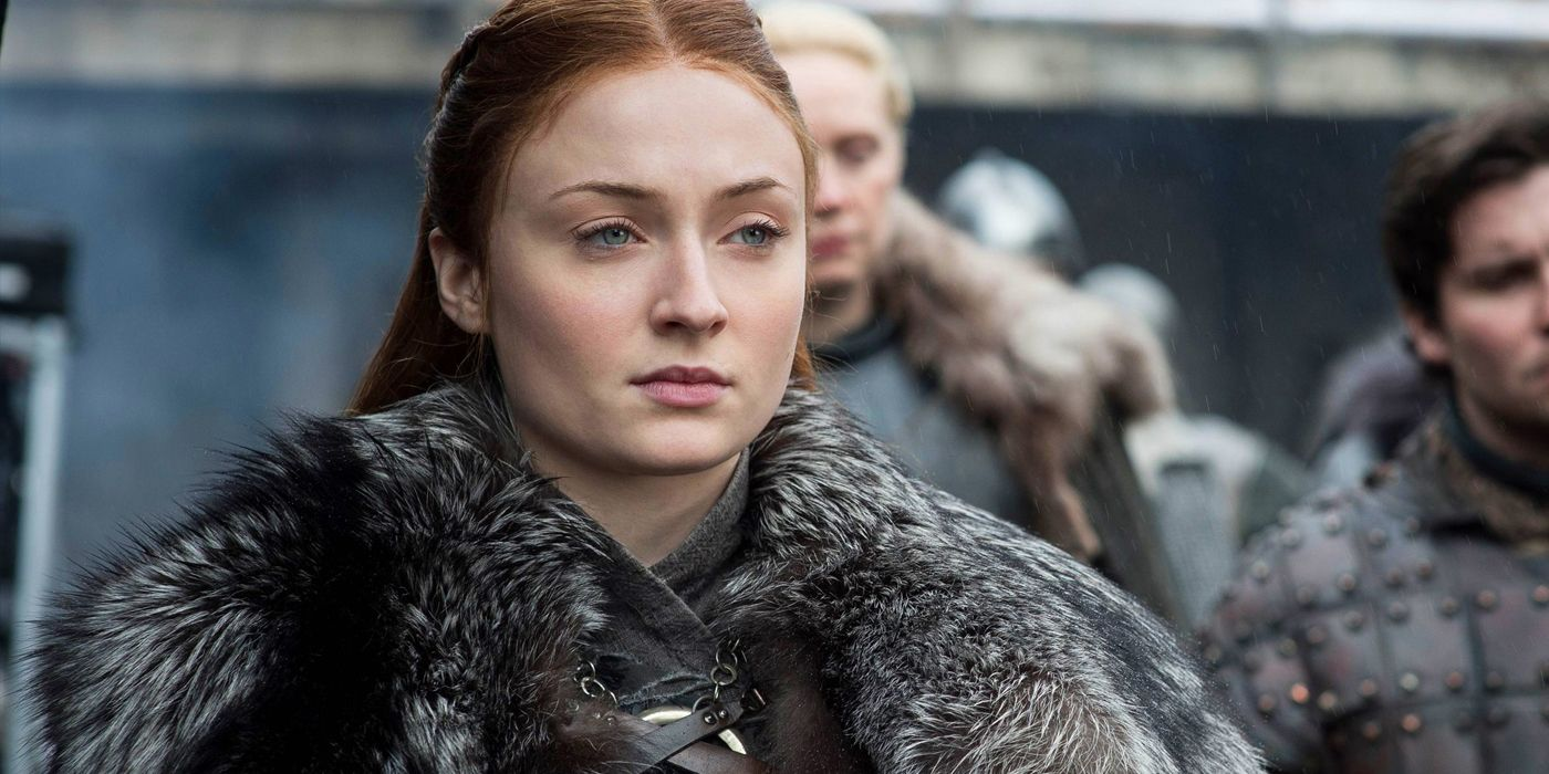 Game of Thrones' Sophie Turner Returns to TV in New Series   CBR