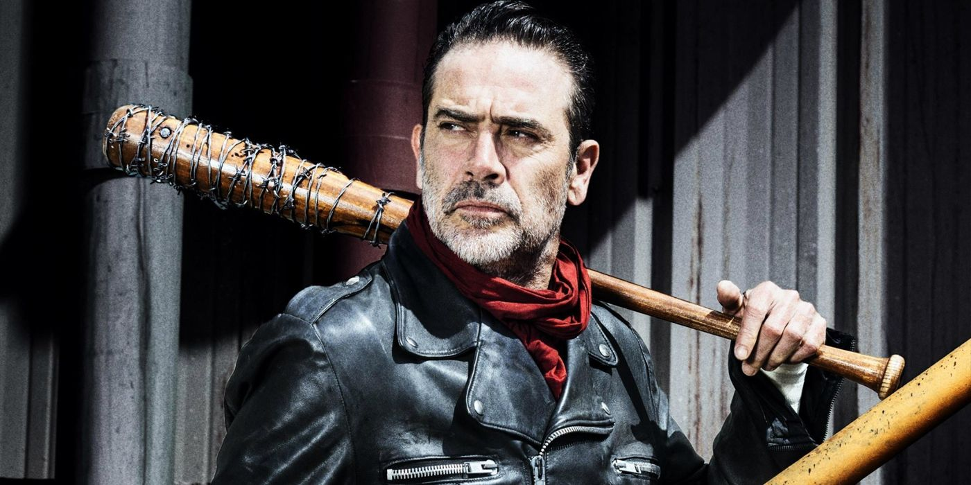 Jeffrey Dean Morgan Shares First Photo of His Son's Walking Dead Debut