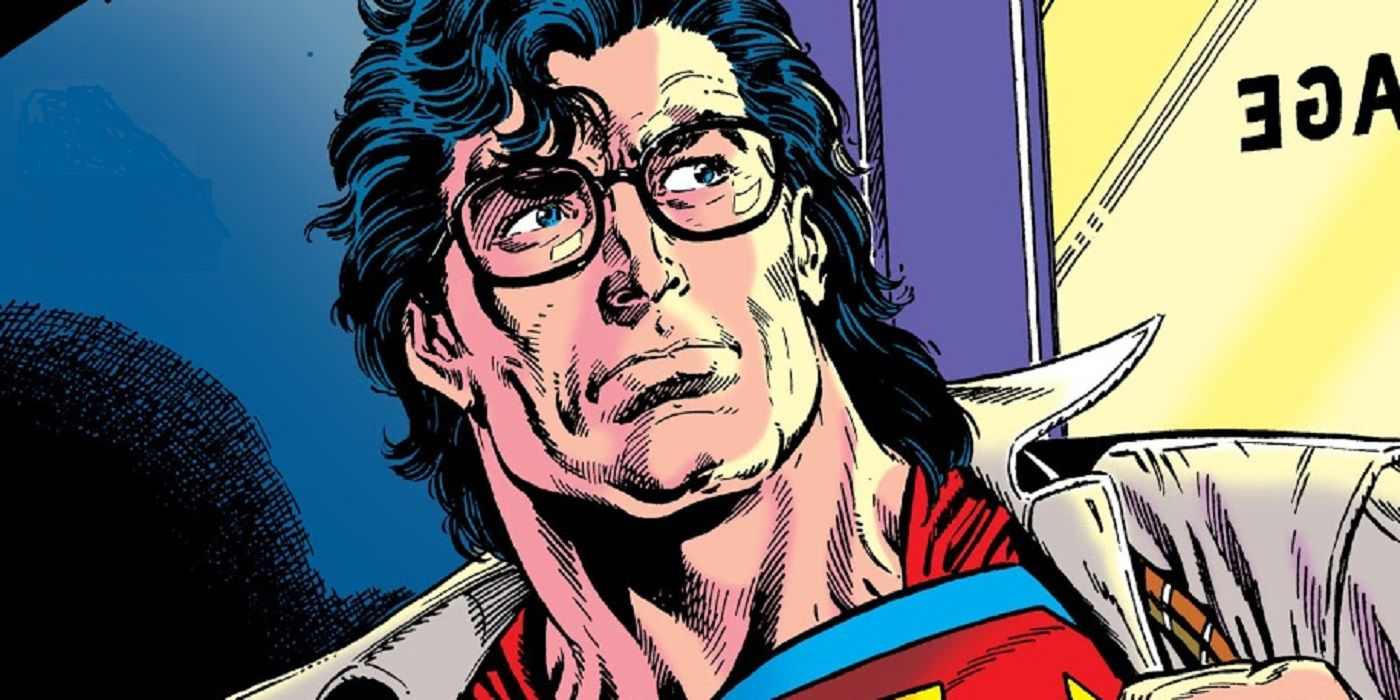 How Did They Explain Clark Kent's Absence After The Death of Superman?