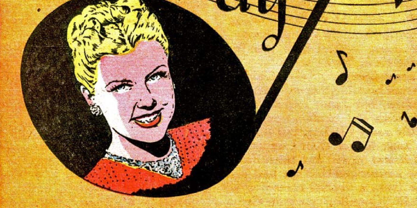 Celebrating Doris Day's Life in Comic Books