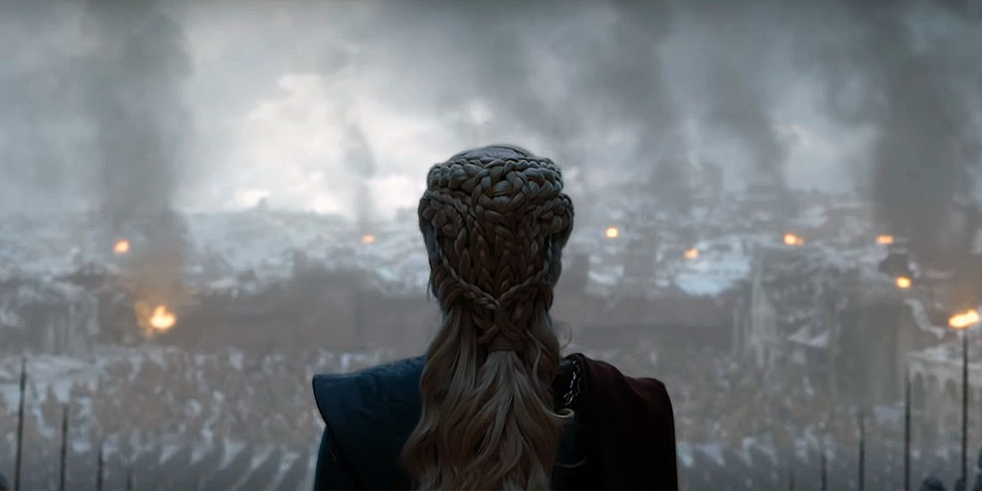 Game of Thrones: Daenerys Becoming the Mad Queen Is Tragic | CBR