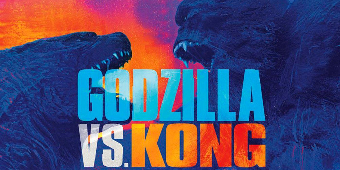 Godzilla vs. Kong Releases Sneak Peek Monster Photos | CBR