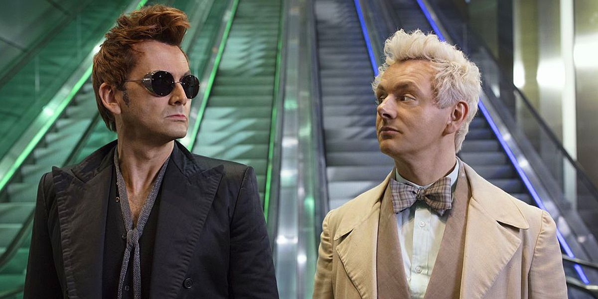 REVIEW: Neil Gaiman's Long-Awaited Good Omens Mostly Delivers
