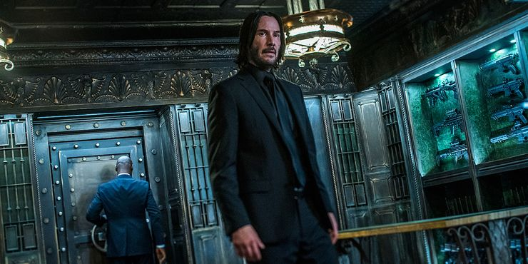 The Matrix 4 Vs. John Wick 4: Which Will Blink First? | CBR
