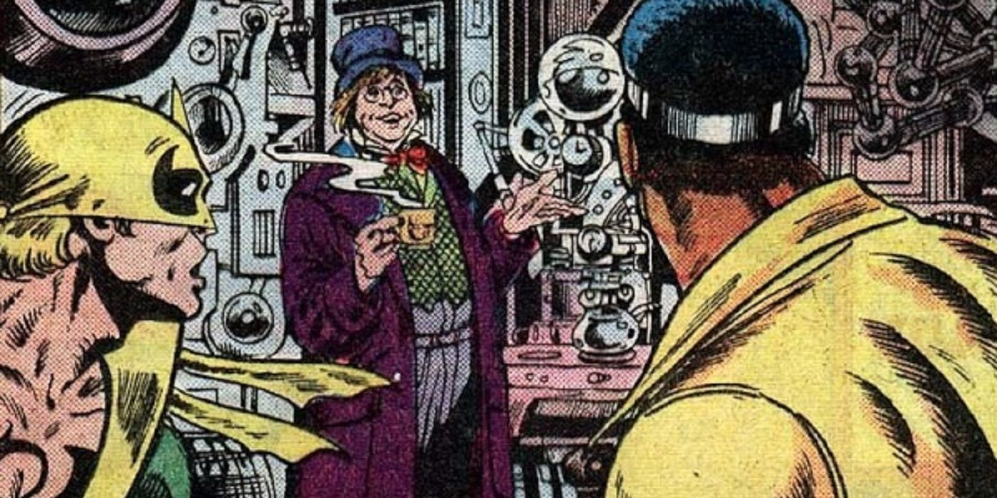 When Power Man and Iron Fist Teamed Up With...Doctor Who?