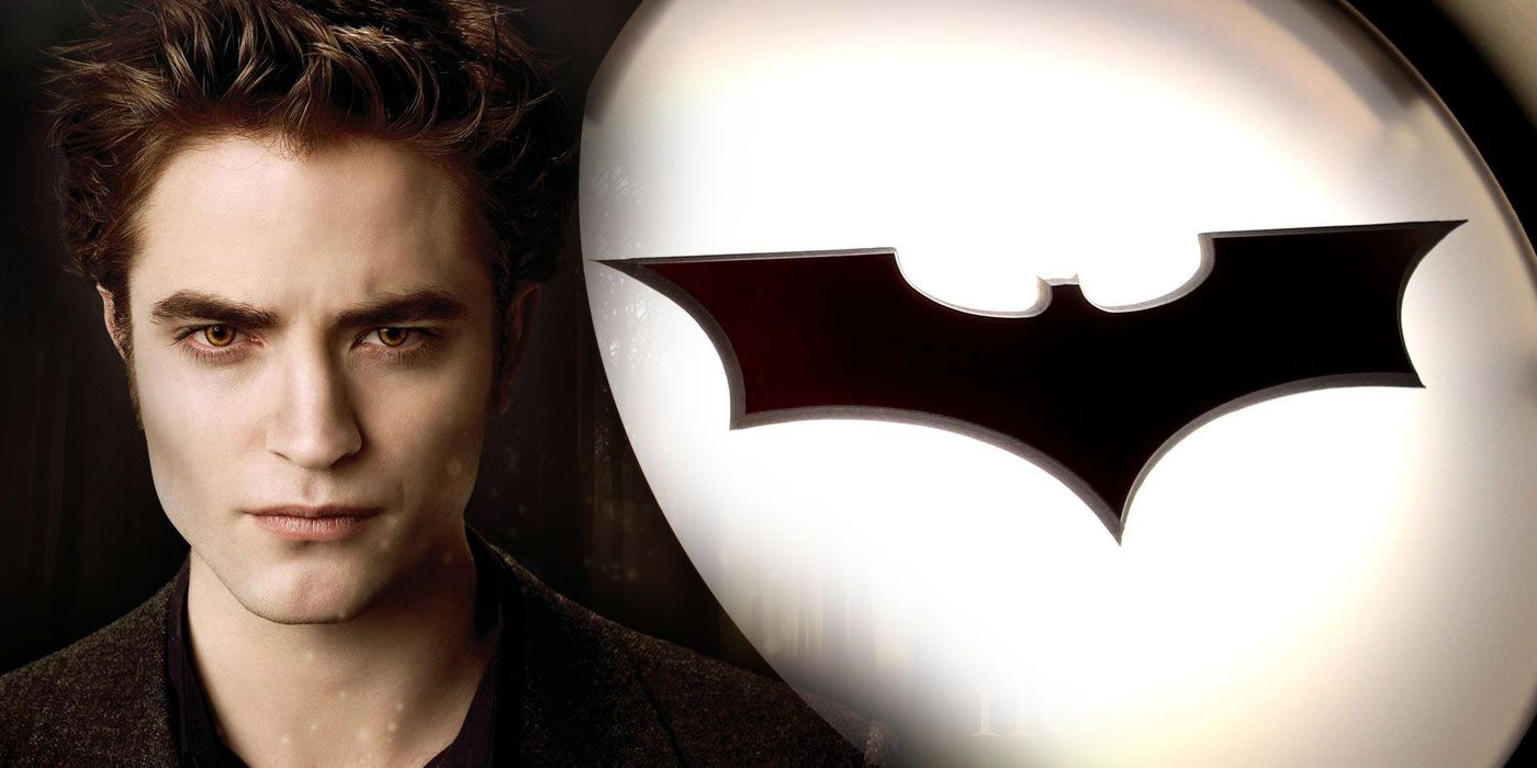 Pattinson is going to be the newest Batman.