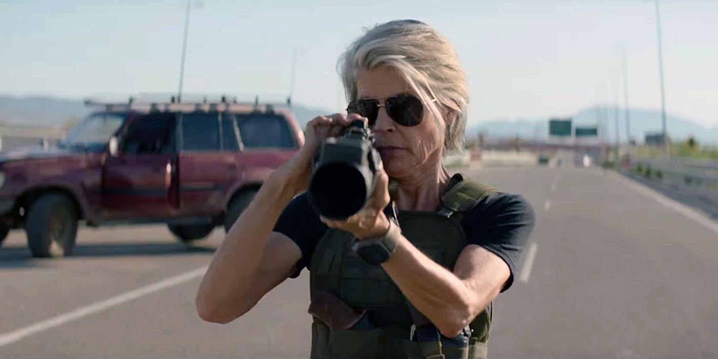 Terminator: Dark Fate Teaser Trailer Released | CBR