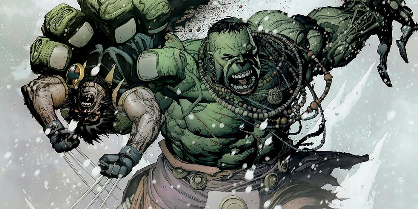 Look Back: The Bizarrely Long Journey of Ultimate Wolverine vs. Hulk