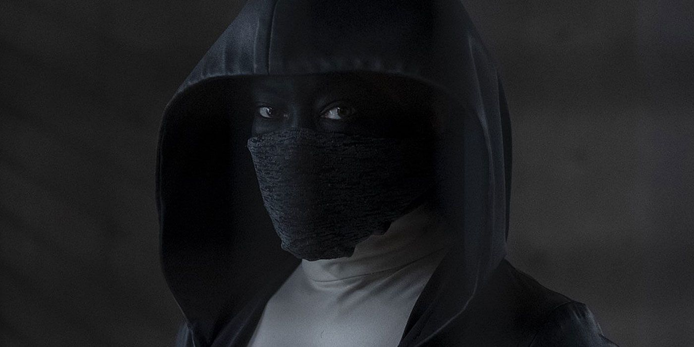 Watchmen Releases First Photo of Regina King's Masked Character