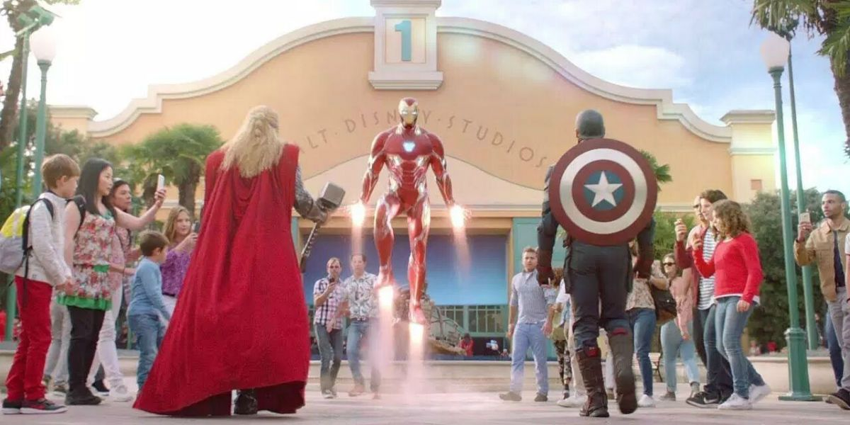California Adventure's Marvel-Themed Expansion Moving Full Steam Ahead
