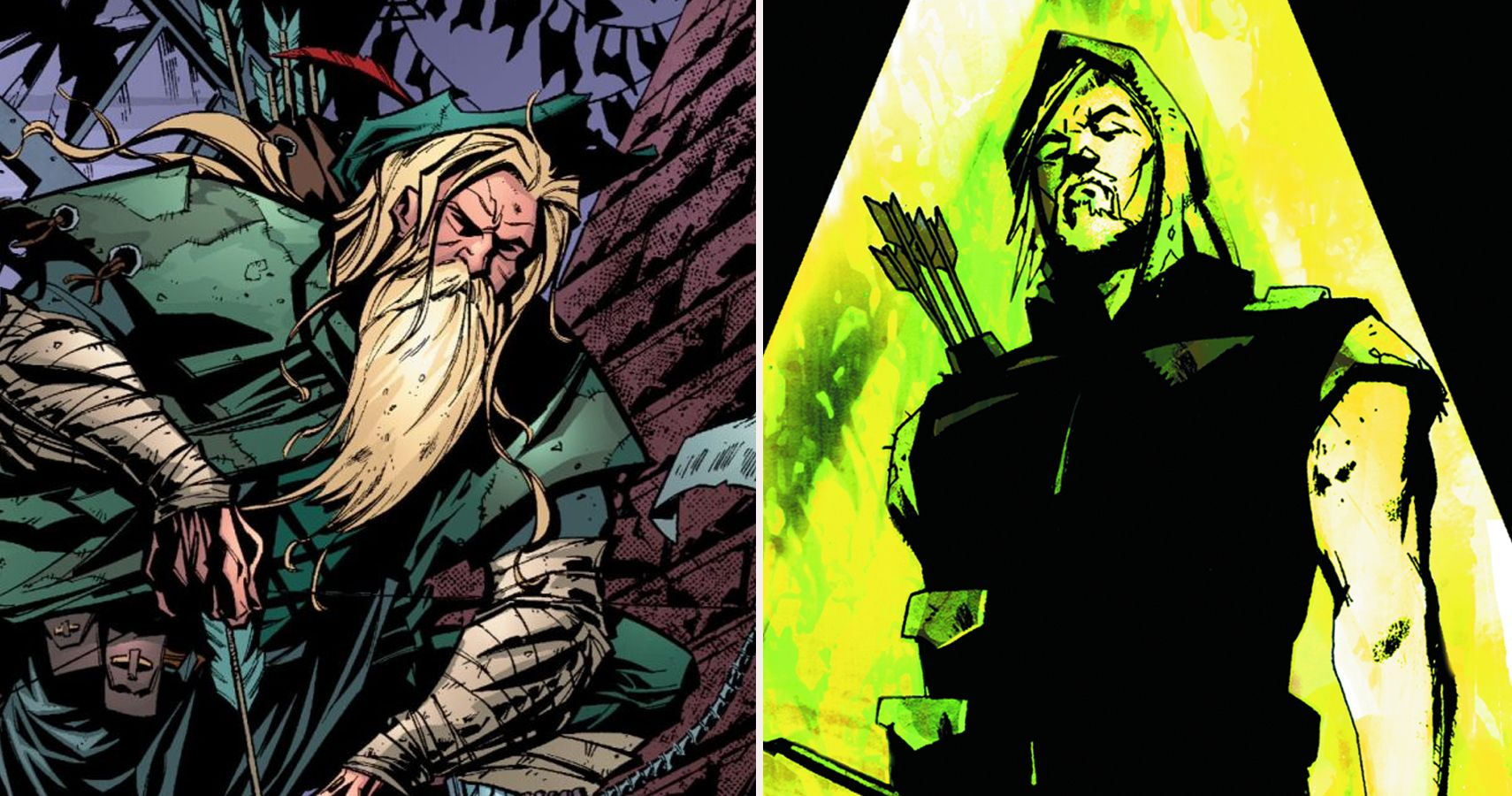 10 Best Green Arrow Storylines In Dc Comicsthes Cbr