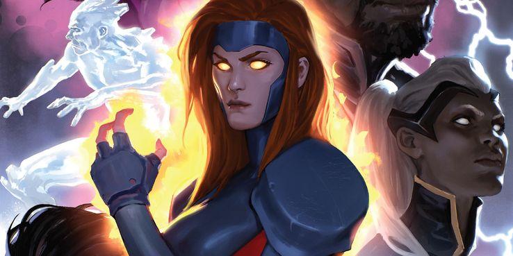 Jean Grey X Men header