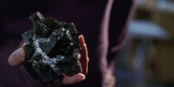 Silver Kryptonite from Smallville - Los 10 tipos más mortales de kryptonita