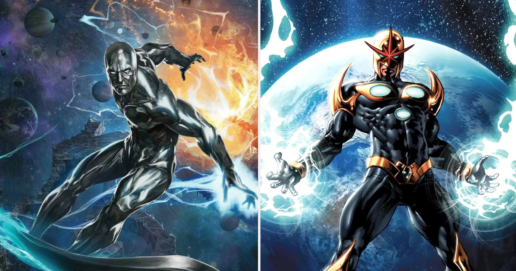 10 Heroes Everyone Forgets Defeated The Silver Surfer Cbr