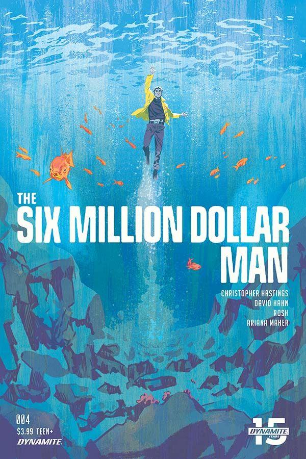 Six Million Dollar Man (2019) #4