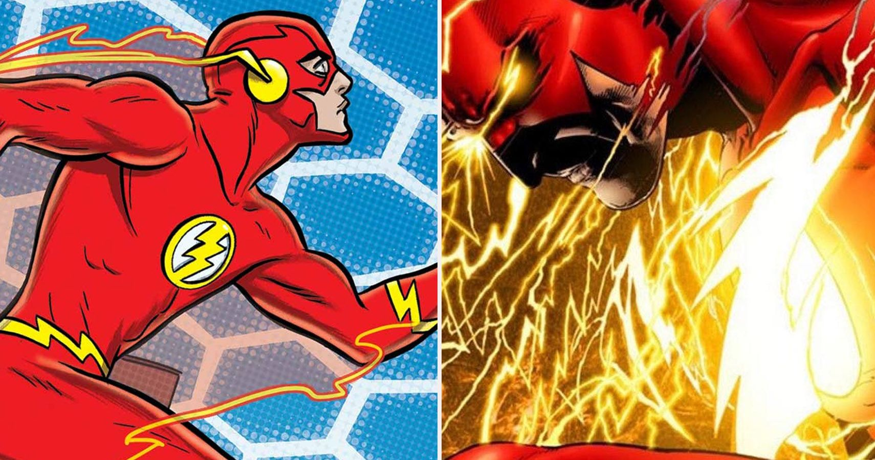 The Flash 10 Secrets Of The Speed Force Uncovered Cbr