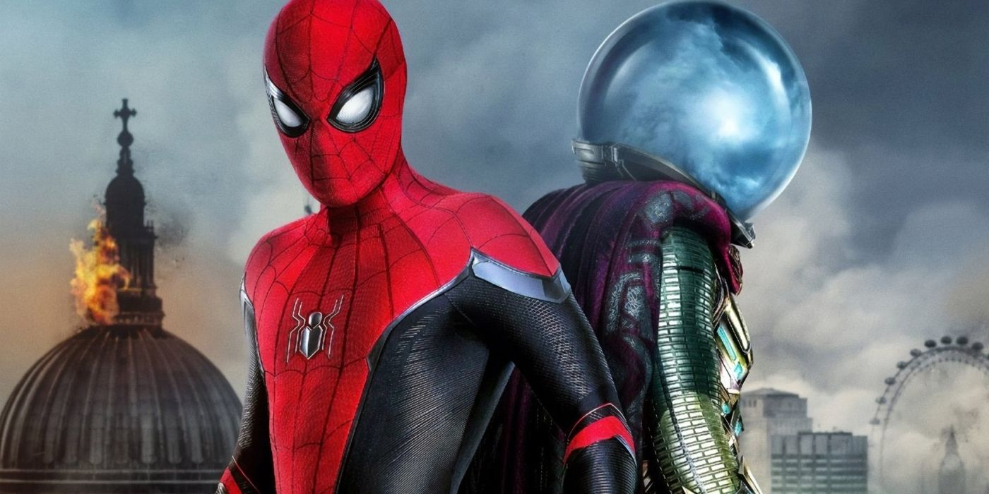 After Five Films, Far From Home Finally Gives Us THAT Spider-Man Scene