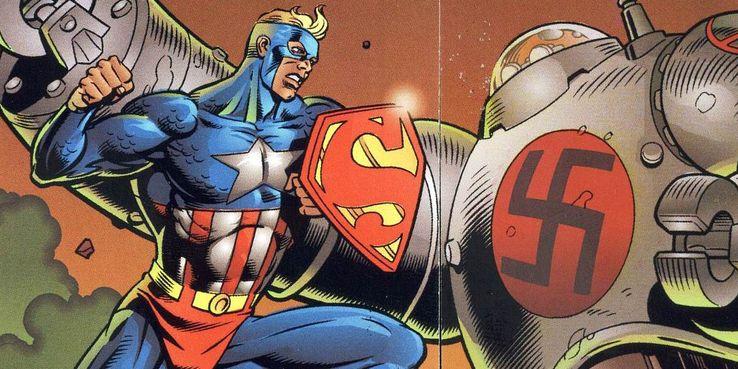 Superman Super Soldier - Las diez versiones más poderosas del multiverso de Superman