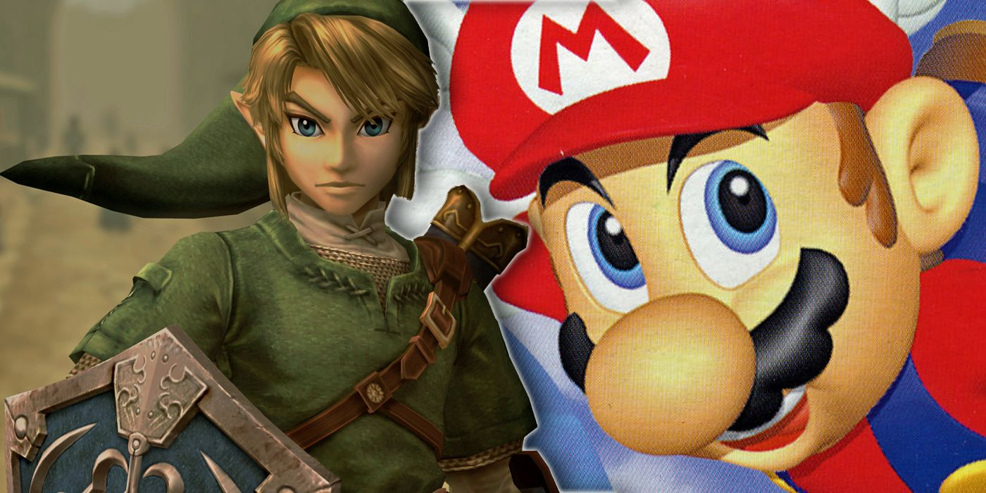 Are Mario Games & Zelda in the Same Timeline? This Theory May Convince You