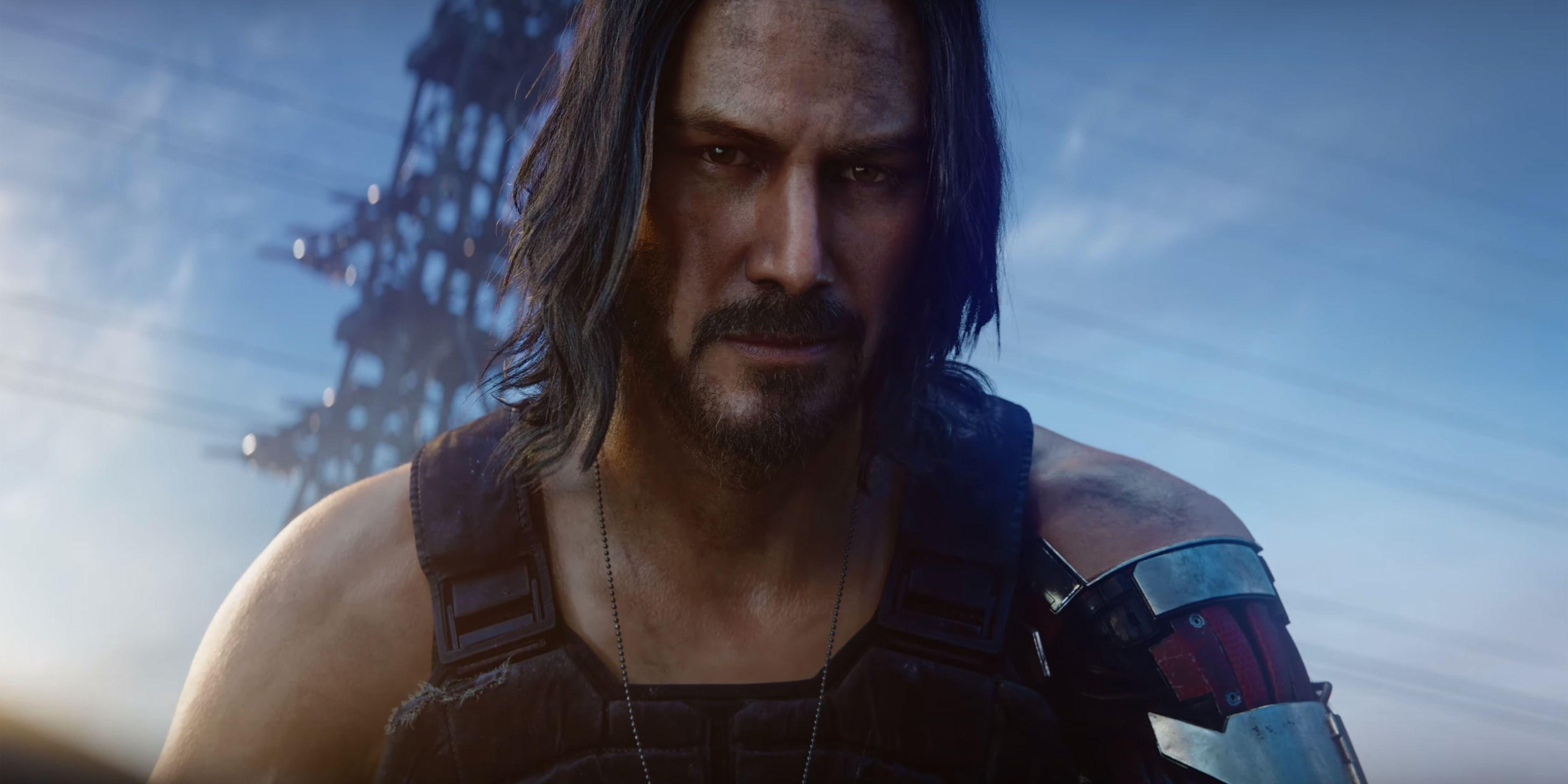 Sorry Keanu Reeves Fans, Cyberpunk 2077 Won't Let You Romance Him