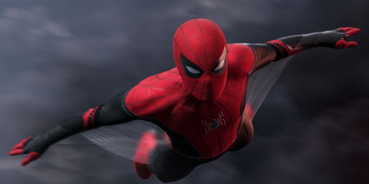 Far From Home Costume Concepts Gives Spider-Man Different Spider-Wings