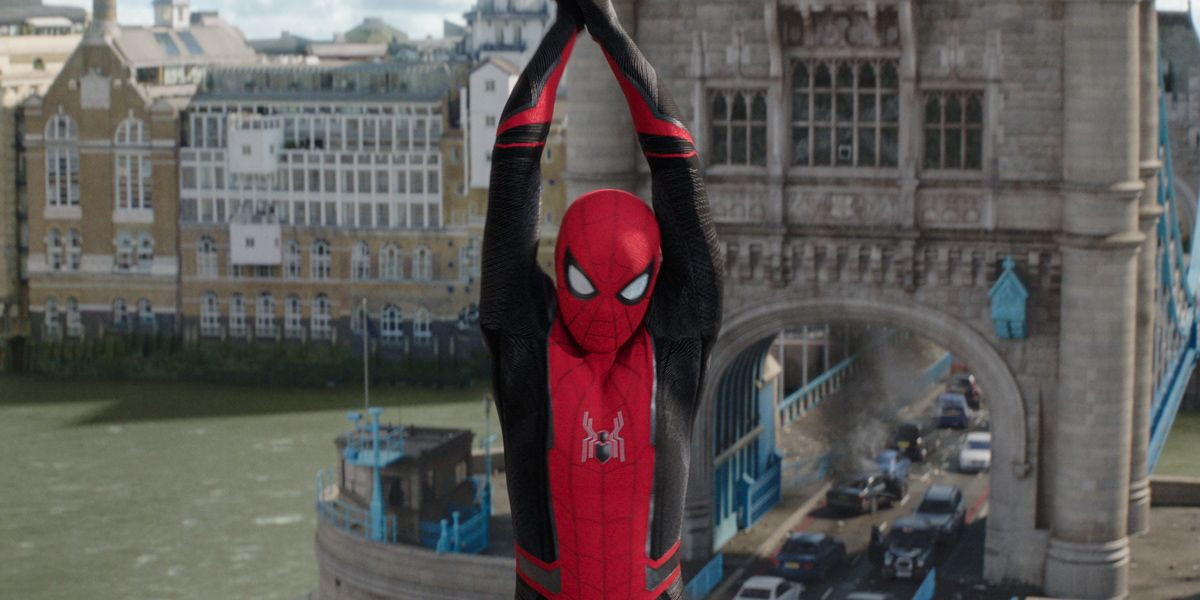 Far From Home Concept Art Offers Detailed Look at Spider-Man's New Web-Shooter