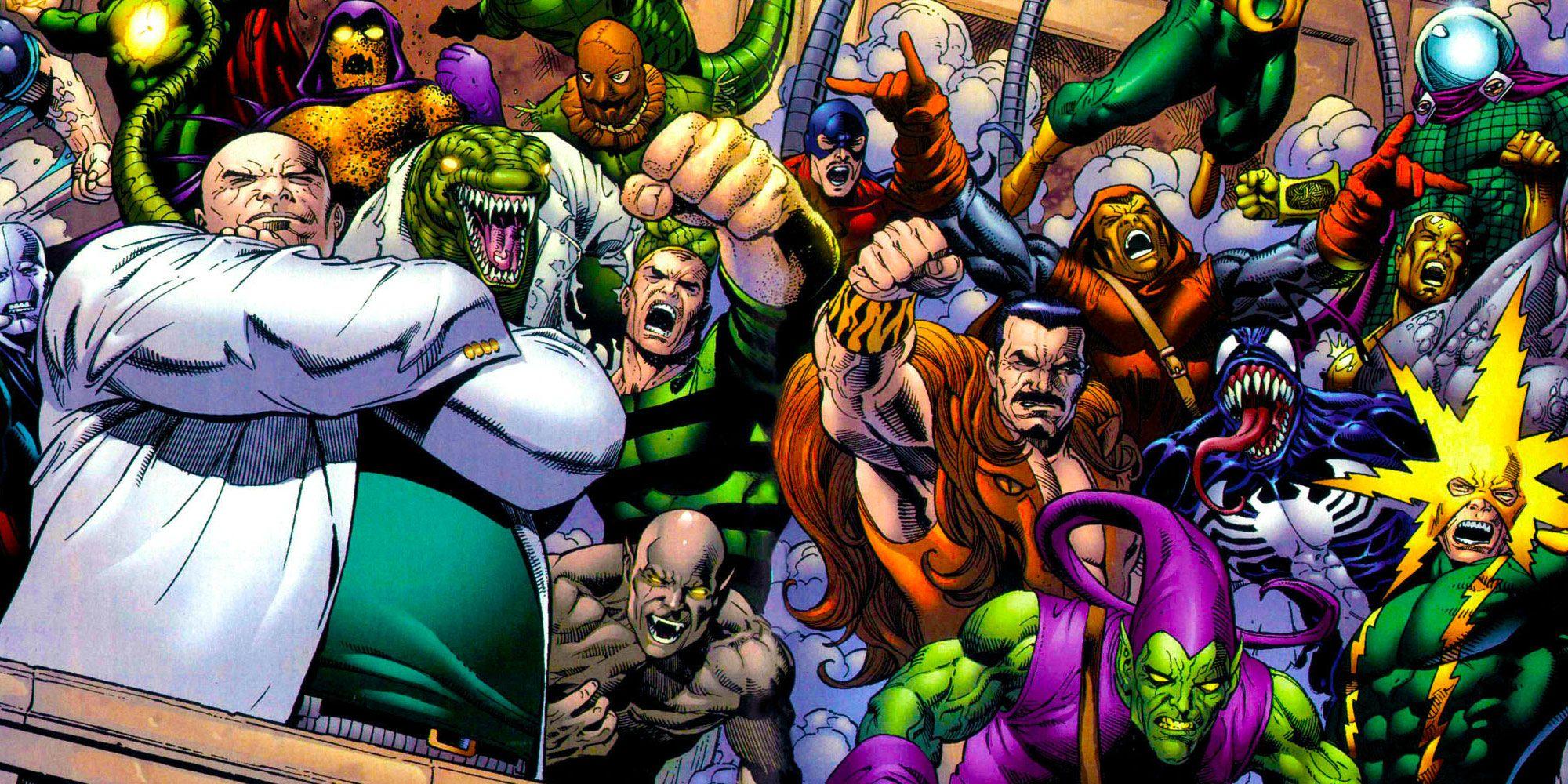 REPORT: Marvel Casting Call Indicates a Major Villain's Debut